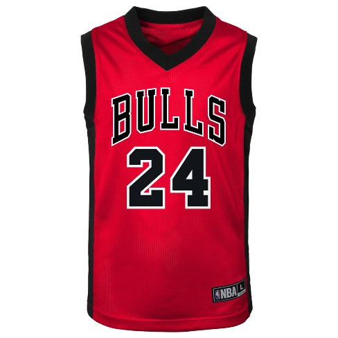 6e4322837510 NBA Chicago Bulls Toddler Player Jersey   Target