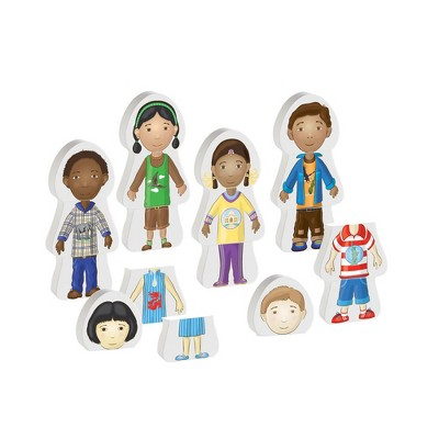 Kaplan Early Learning Friends Puzzles
