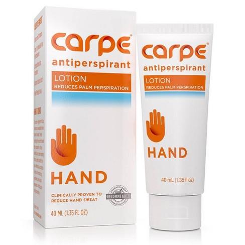 Carpe Antiperspirant Hand Lotion - 1.35 fl oz - image 1 of 4