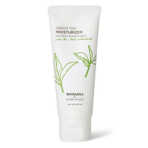 Whamisa by Glow Studio Green Tea Moisturizer - 1.69oz - image 1 of 5
