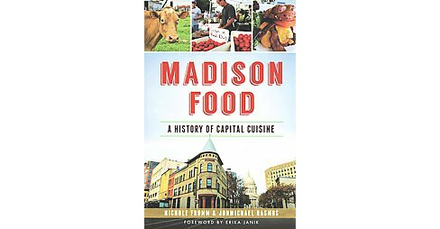 Madison Food ( American Palate) (Paperback) - image 1 of 1