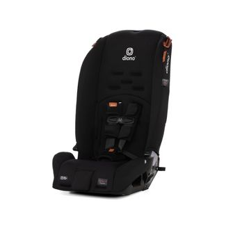 Diono Radian 3R All-in-One Convertible Car Seat - Black Jet