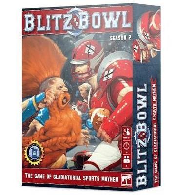 Blitz Bowl Board Game
