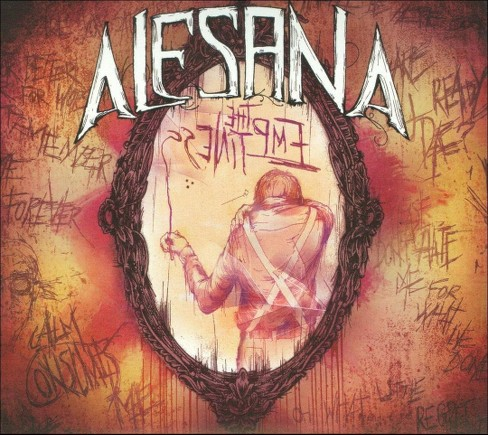 Alesana - The Emptiness (CD) - image 1 of 5