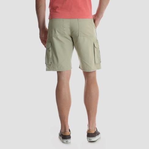 3d77e7ffb6 Wrangler Men's Twill Cargo Shorts. Shop all Wrangler