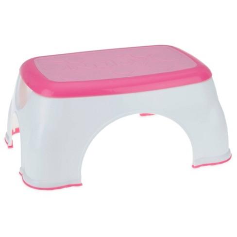 Nuby Toilet Step Stool Pink Target