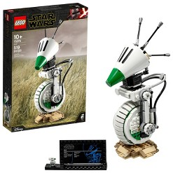 LEGO Star Wars D-O 75278; Star Wars: The Rise of Skywalker Building Toy for Ages 10+ 519pc