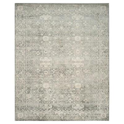 Evoke Rug - Silver/Ivory - (8'x10')- Safavieh
