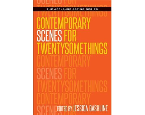 Contemporary Scenes for Twentysomethings -  by Jessica Bashline (Paperback) - image 1 of 1