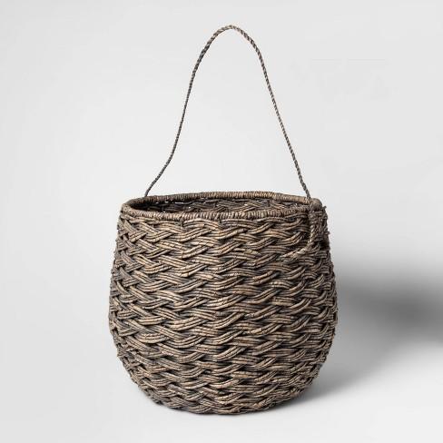 """Large Round Basket 15""""x18"""" - Threshold™ - image 1 of 1"""