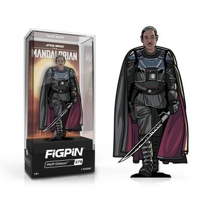 """Mandalorian 3"""" Collector Case FiGPiN- Moff Gideon"""