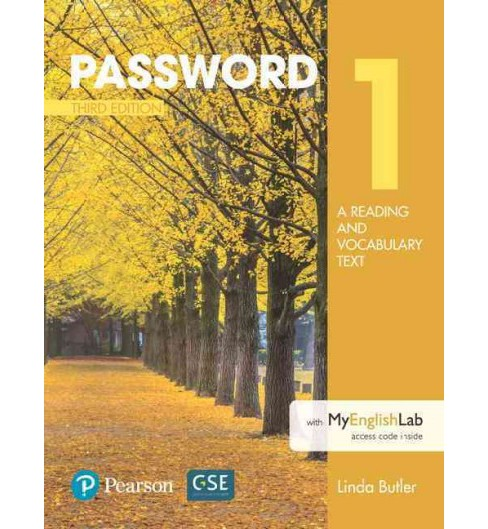Password 1 : A Reading and Vocabulary Text (Paperback) (Linda Butler) - image 1 of 1