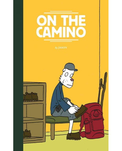 On the Camino -  by Jason (Hardcover) - image 1 of 1