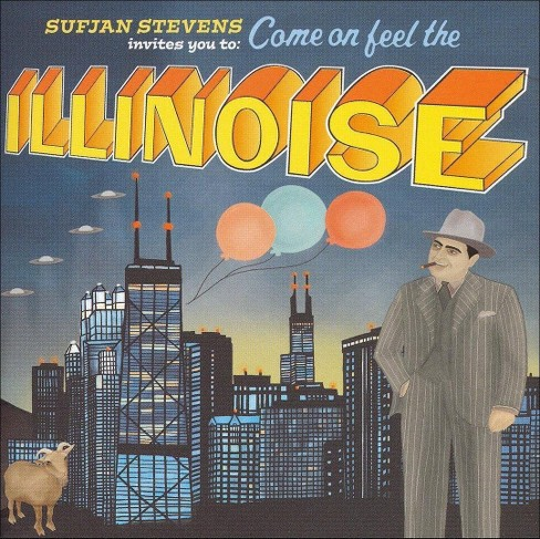 Sufjan stevens - Illinoise (CD) - image 1 of 1