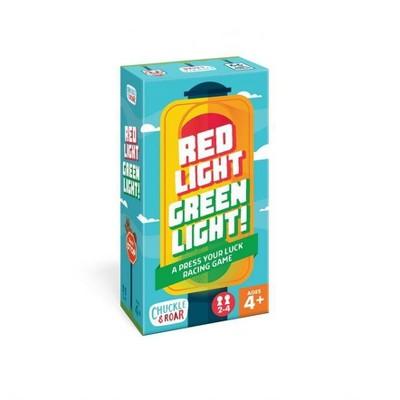Chuckle & Roar Red Light Green Light Preschool Racing Game