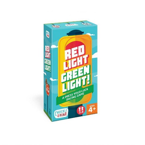 Chuckle & Roar Red Light Green Light Preschool Racing Game - image 1 of 4