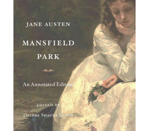Mansfield Park (Annotated) (Hardcover) (Jane Austen) - image 1 of 1