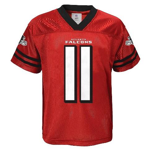 low priced 8ec73 50ca1 Julio Jones Atlanta Falcons Boys' Player Jersey L : Target