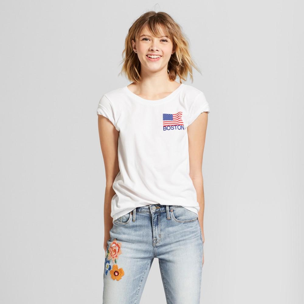 Awake Women's T-Shirt White S