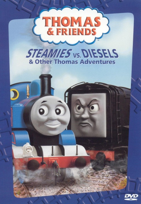 Thomas and Friends: Steamies vs. Diesels and Other Thomas Adventures - image 1 of 1