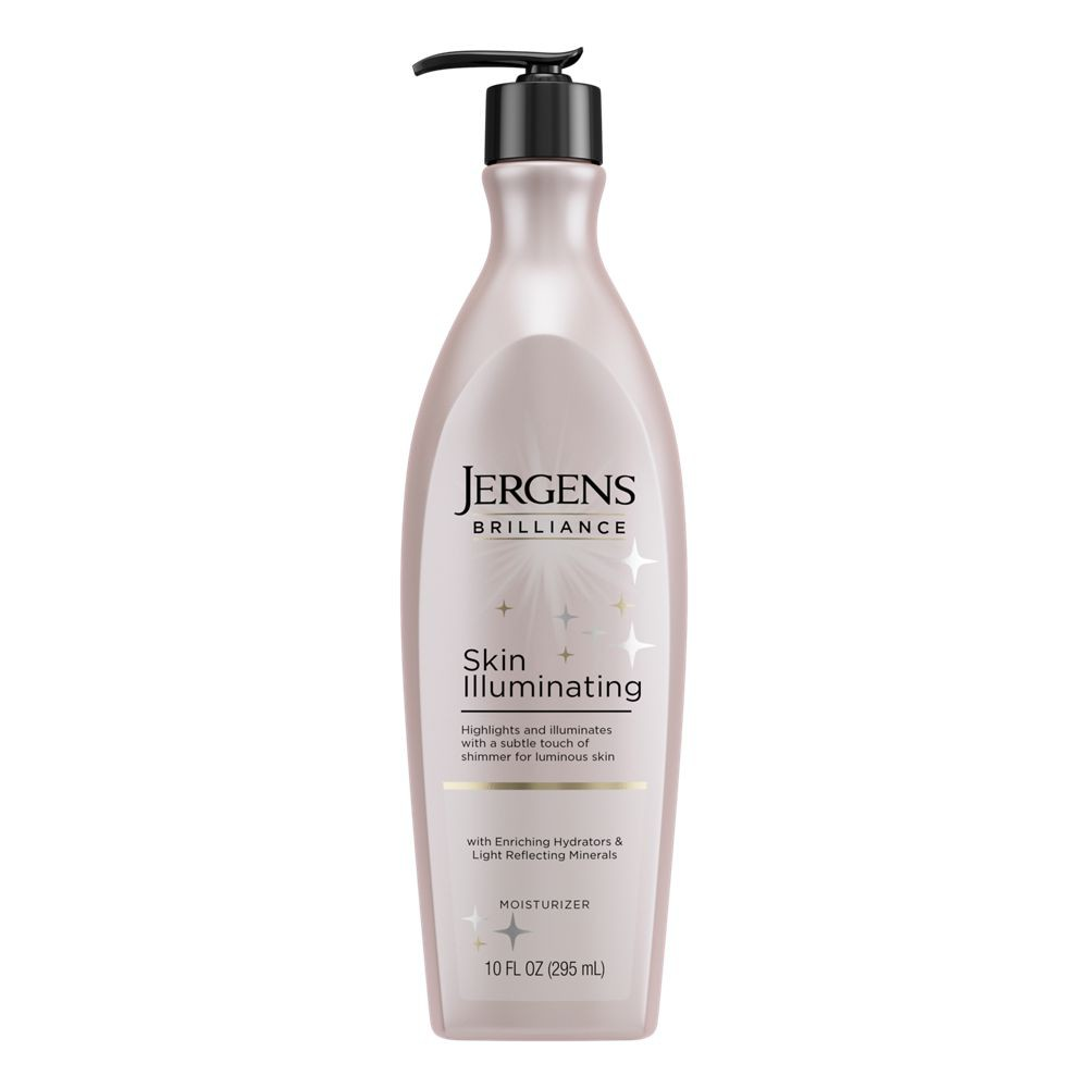 Image of Jergens Brilliance Skin Illuminating Hand And Body Lotion - 10oz