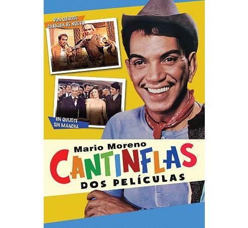 Cantinflas Double Feature:Don Quijote (DVD) - image 1 of 1