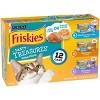 Purina Friskies Tasty Treasures Prime Fillets Ocean Fish, Chicken & Turkey Wet Cat Food - 5.5oz cans - image 4 of 4