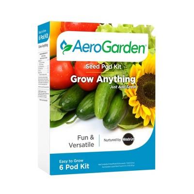 6-Pod Grow Anything Seed Pod Kit