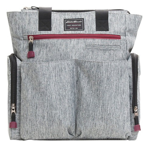 Eddie Bauer  Heather Tall Tote - image 1 of 8
