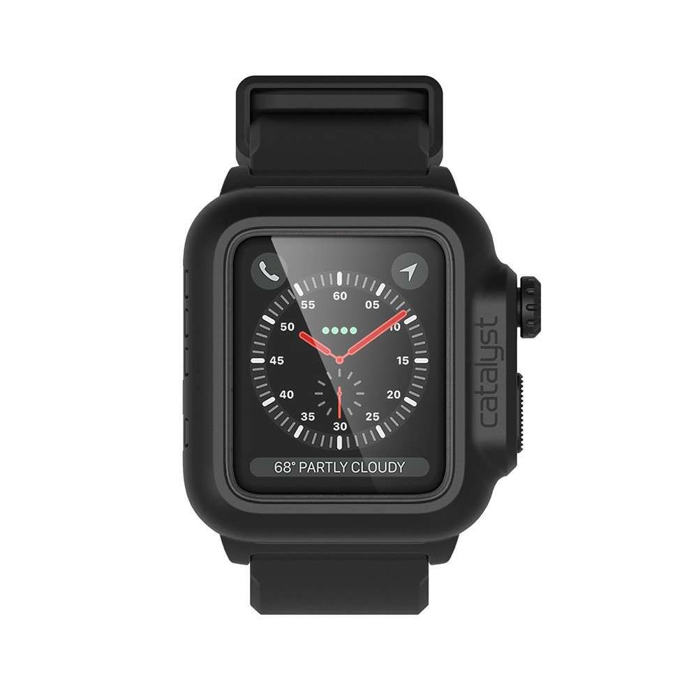 Catalyst Case for Apple Watch Series 3 and Apple Watch Series 2 38mm - Stealth Black