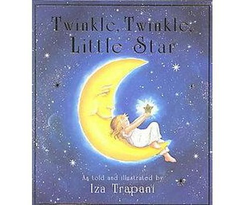 Twinkle, Twinkle, Little Star (Paperback) (Iza Trapani) - image 1 of 1