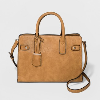 Atwood East West Satchel - A New Day™ Tan