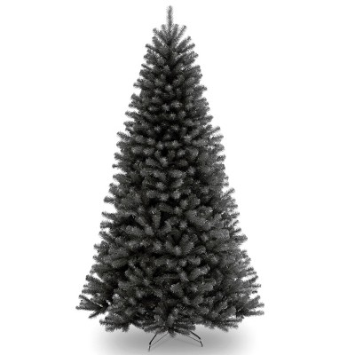 7.5ft National Tree Company Full North Valley Black Spruce Artificial Tree