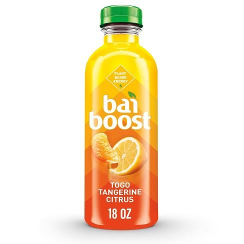 Bai Boost Tangerine Citrus Flavored Water - 18 fl oz Bottle - image 1 of 4