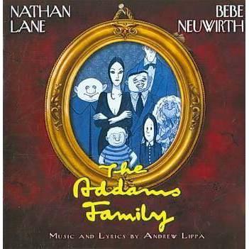 Soundtrack - The Addams Family (Original Cast Recording) (CD)