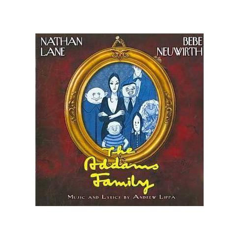 Original Soundtrack - Addams Family (OCR) (CD) - image 1 of 1