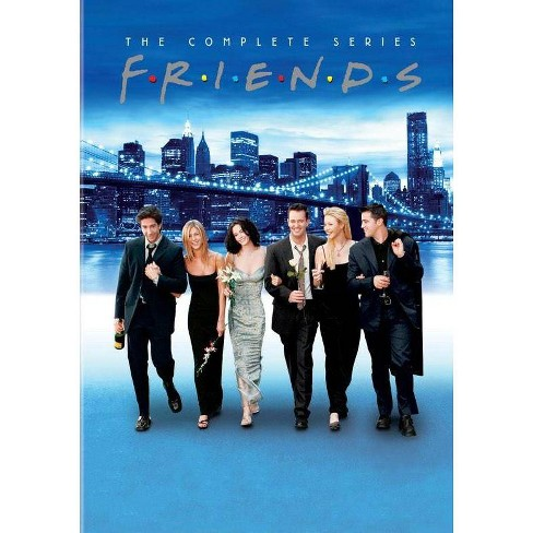 Friends: The Complete Series (DVD) - image 1 of 1