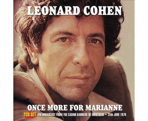Leonard Cohen - Once More For Marianne (CD) - image 1 of 1