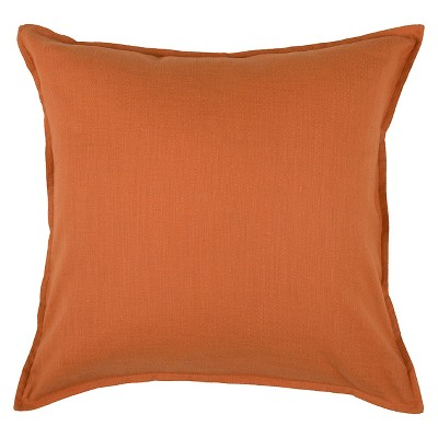 """20""""x20"""" Solid Throw Pillow - Rizzy Home : Target"""