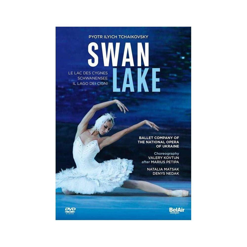 Tchaikovsky Swan Lake Dvd 2020