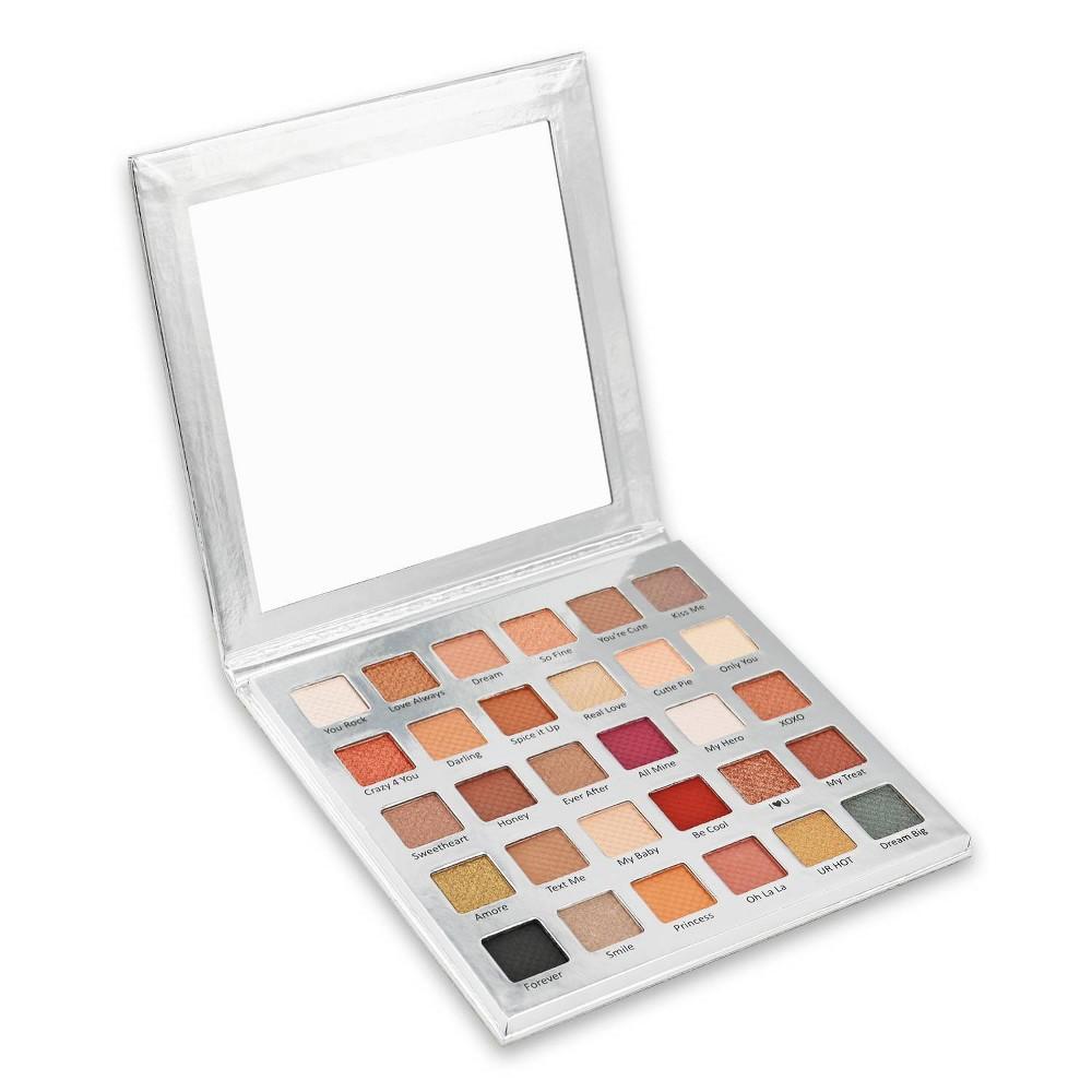 Image of CAI 30 Color Gold Glitter Palette