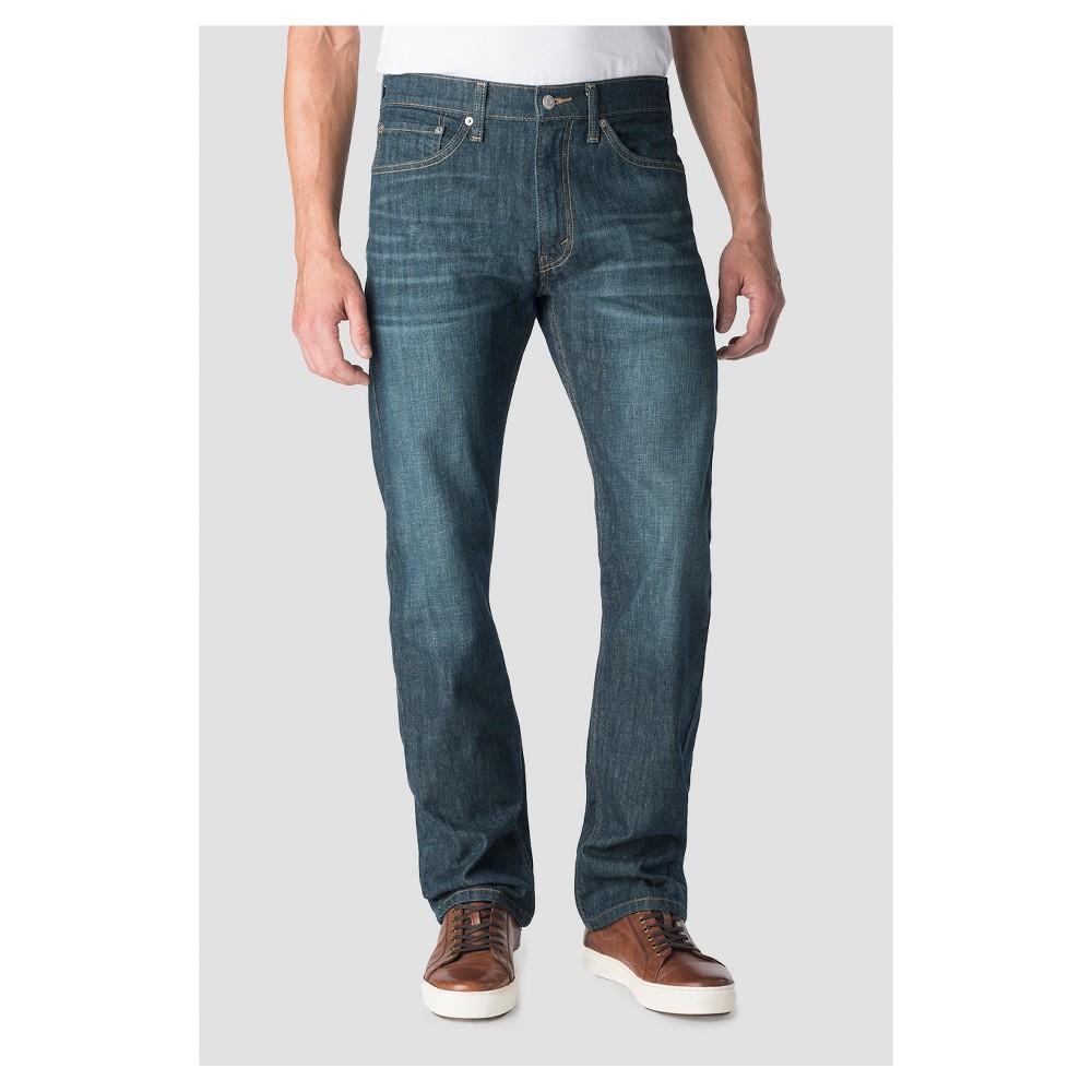 Denizen from Levi's Men's 236 Regular Fit Jeans - Hamilton 36x34