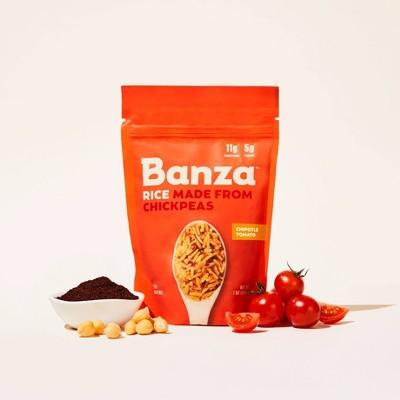 Banza Chipotle Tomato Rice - 7oz