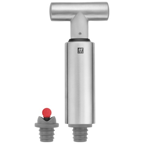 ZWILLING Sommelier 3-pc Wine Vacuum Pump & Stopper Set - image 1 of 2