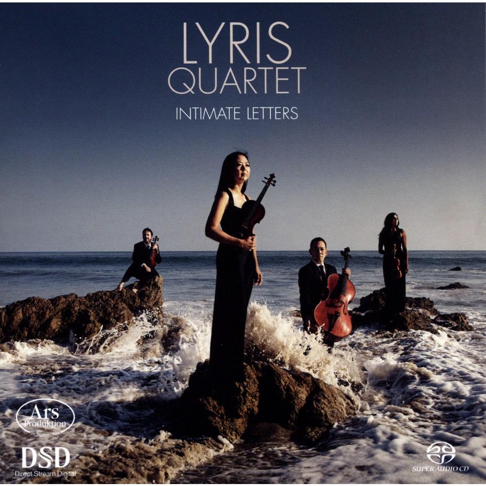 Lyris Quartet - Intimate Letters (CD)