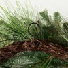 "26"" Red Berries Pine Eucalyptus Wreath - Threshold™ designed with Studio McGee - image 4 of 4"