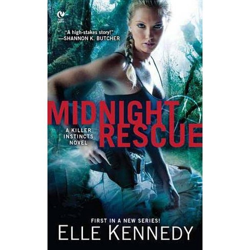Midnight Rescue - (Signet Eclipse) by  Elle Kennedy (Paperback) - image 1 of 1