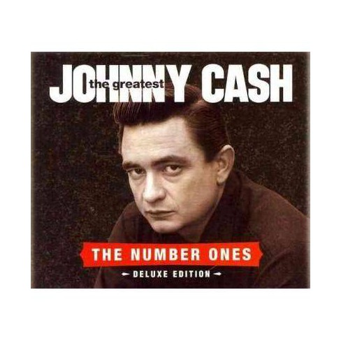 Johnny Cash - The Greatest: The Number Ones (CD) - image 1 of 1