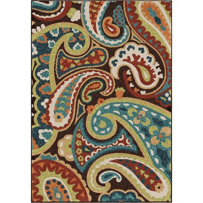 Orian Rugs Monteray Promise Indoor/Outdoor Area Rug - Multi