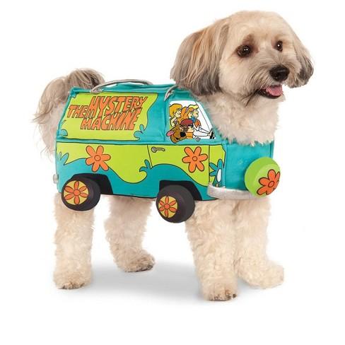 Scooby-Doo Scooby Machine Pet Costume - image 1 of 1